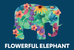 Flowerful Elephant: 26 May