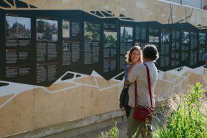 Historic timeline, Elephant Park