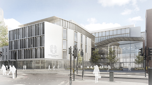 LSBU St George's Quarter proposal