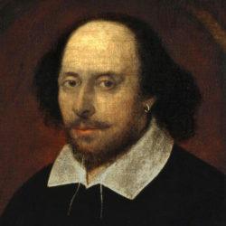 Shakespeare: the Chandos portrait