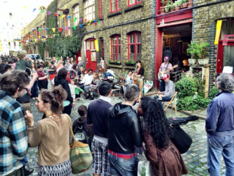 Pullens Yards Open Studios