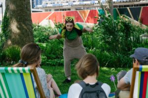 Storytelling in Elephant Park