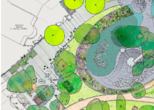 Proposals for Dickens Square Park