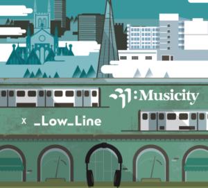Musicity x Low Line