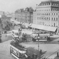 Tarns department store, Elephant and Castle